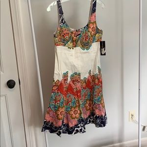 Nine West pattern dress size 10
